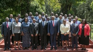 President Uhuru warns lazy CSs, tells them to resign if incapable | Week in Review