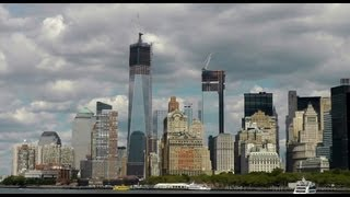preview picture of video 'Astenturm: USA Rundreise - Times Square, Manhattan, Hudson River, New York'
