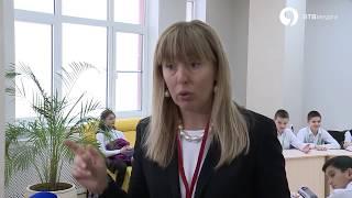 Руководство ЮГСТРОЙИНВЕСТ на открытии инновационной школы в Ставрополе