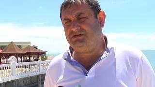 Глава Сочи проинспектировал пляжи Дагомыса и Лоо Новости Эфкате Сочи