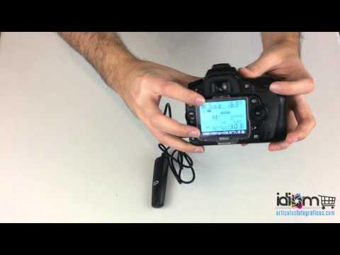 d1h Disparador remoto cámara cable de conexión dc0 Spiral n1 para Nikon d1 d2 d1x