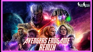 """AVENGERS ENDGAME"" [The Final Chapter HypeMix!] -Remix Maniacs"