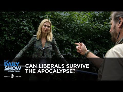 Can Liberals Survive the Apocalypse?: The Daily Show