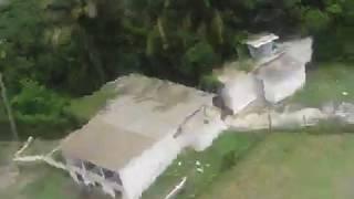 Centro de Convenções Jerusalém - Visão aérea com Drone Hubsan X4