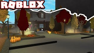 Halloween Maze Roblox Haunted Forest Halloween Maze Freakout Roblox Bloxburg Minecraftvideos Tv
