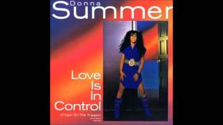 Donna Summer- Love Is In Control- Rare DJ Remix