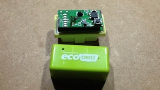 "Inside An ECO OBD2 ""chip Tuner"" Fuel Saver."