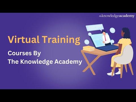 Virtual Training | Training Courses | Covid-19 | The Knowledge ...