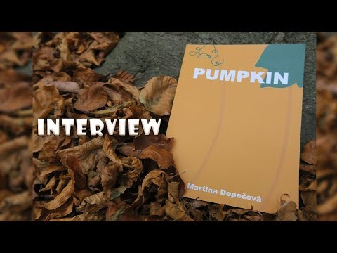 Kniha PUMPKIN - interview