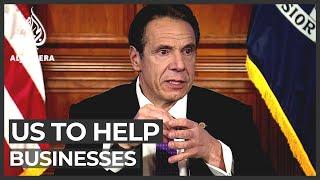 US Congress approves $484bn economic rescue bill