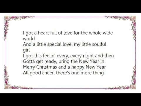 Faith Evans - Soulful Christmas Lyrics