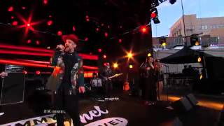 Boy George. Nice and Slow (live The Jimmy Kimmel Show 2014)