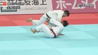 男子73kg級 決勝
