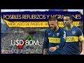 Mercado De Pases Boca Juniors 2019/Posibles Refuerzos + Posibles Bajas