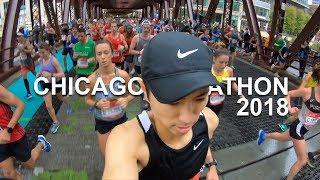Chicago Marathon 2018