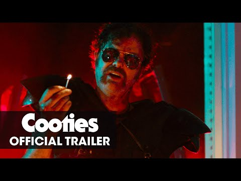 Cooties Movie Trailer