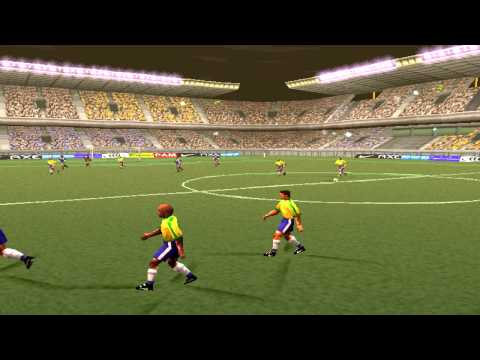 Ronaldo V-Football Playstation