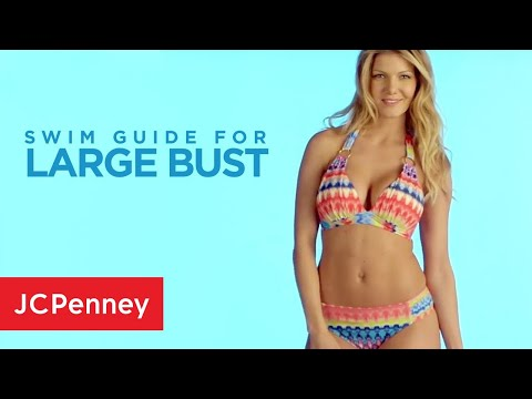 Best Swimsuits for a Large Bust with Full Coverage: Swim Fit Guide | JCPenney