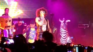 LMFAO, LMFAO LIVE, RUSSIA, part6 @ ARENA MOSCOW CLUB