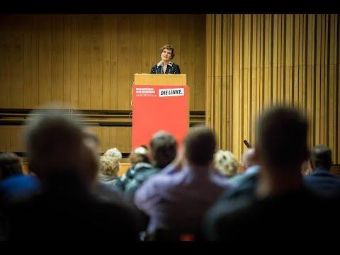 """Podiumsdiskussion der Konferenz """"Menschlichkeit statt Abschottung"""""""