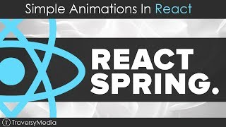Simple Animations In React