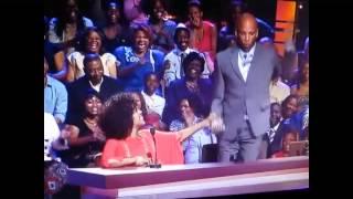 Donnie McClurkin & Kirk Franklin~ Dancing the Twist
