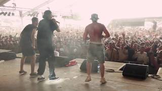 RIN Bros Live X Openair Frauenfeld 2017  Stagedive