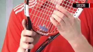 Babolat Racquet Vibration System Dampener  video