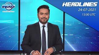 Indus News Bulletin   13:00 UTC   24th July 2021