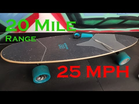 Huger Tech Racer Electric Skateboard Review – The Game Changer!
