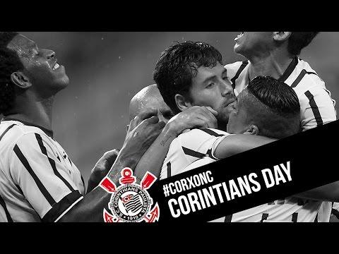 Corinthians 4x0 Once Caldas #Libertadores