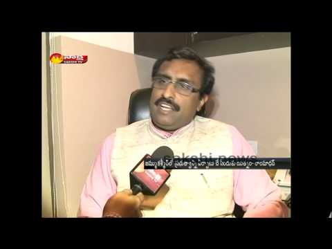 An Exclusive with Ram Madhav, The Architect Of BJP's Mission Kashmir