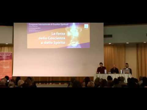 Роман Гирейло и Александр Заяц представляют учение Древо Жизни на Международной Конференции Духовного Целительства в Милане