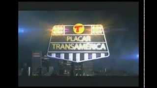 Programa Placar Transamérica – 29/11/15