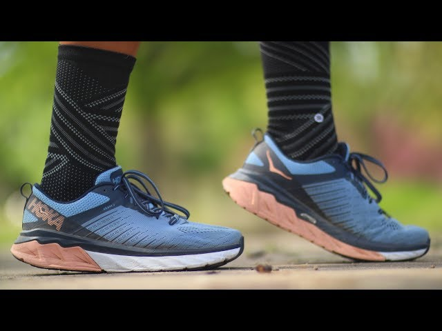 HOKA ONE ONE ARAHI 3 REVIEW: The Clifton 6 with stability?