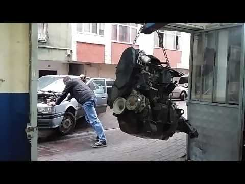 фото к видео: RENAULT 21 ( 1700 cc ) MOTOR YAPMA 1