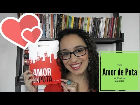#jáli - Amor de Puta, de Ricardo Daumas