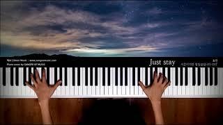 서른이지만 열일곱입니다 OST : Just Stay - 효린 | Piano cover 피아노 커버