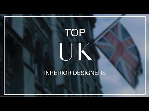 Top 10 uk interior designers