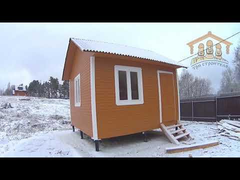 Ковальчук Д.А. - видеоотзыв о строительстве