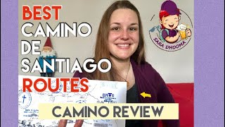Best Camino de Santiago Routes   How to Choose the Right Camino   8 Top Camino Routes Reviewed