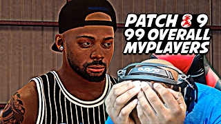 NBA 2K17 - FINALLY WE CAN GET TO 99 OVERALL! HOW MANY PATCHES ARE 2K GOING TO DROP?!