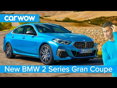External Review Video S94j9WCYNEQ for BMW 2 Series Gran Coupe (sedan, F44)