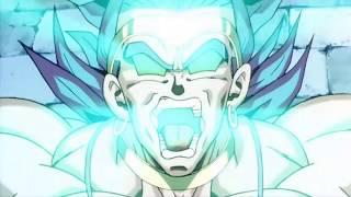 Daichi Miura - Blizzard DBZ AMV Broly movie theme Dragon ball Super Broly Movie