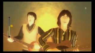 Beatles Rock Band - Sun King / Mean Mr Mustard Dreamscape (HD)