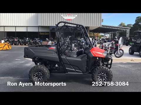 2019 Honda Pioneer 700 Deluxe in Greenville, North Carolina - Video 1