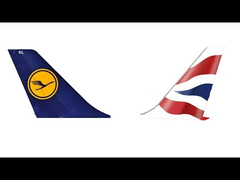 Lufthansa Vs British Airways Fleet Comparison And Types Of Aircraft's Mp3