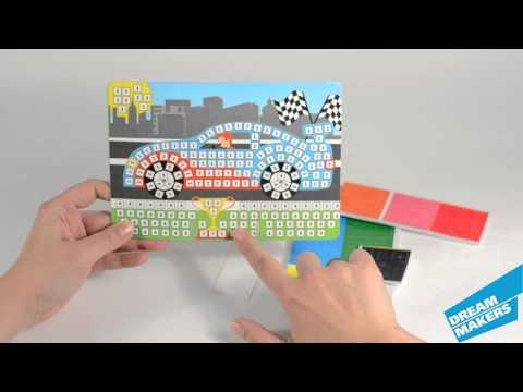 Аппликация Genio Kids Машинка