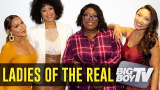 The Ladies of The Real on Season 6, Keeping it Real in Cancel Culture + More!