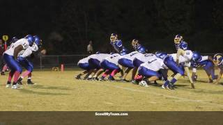 preview picture of video 'Windsor QB Justice Chapman sneaks in for the 2pt conversion'